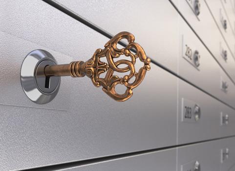 cloud safe data storage