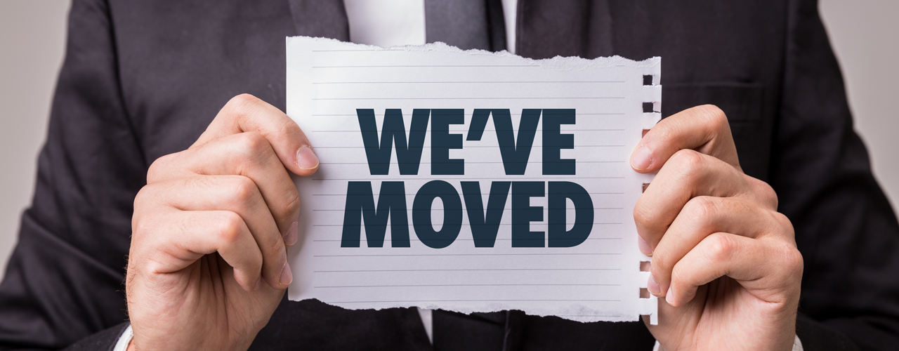 We have moved to Gulf Breeze!